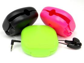 Plastikowy zwijacz/organizer do kabli 3 kolory