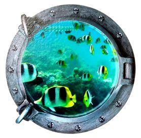 Naklejka na ścianę Akwarium WS-0152