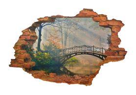 Naklejka na ścianę Widok 3D WS-0218