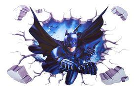 Naklejka na ścianę Batman WS-0261