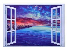 Naklejka na ścianę okno 3D WS-0259