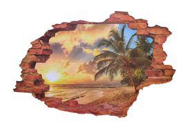 Naklejka na ścianę Widok 3D WS-0219