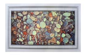 Naklejka na ścianę Obraz morskie kamienie WS-0266