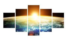 Naklejki na ścianę Obraz Ziemia WS-0287