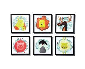 Naklejki na ścianę Obrazy Zwierzęta WS-0315
