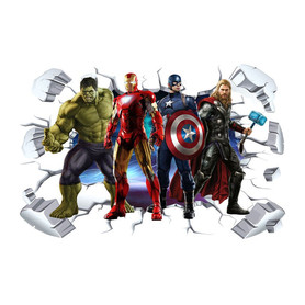 Naklejki na  ścianę Avengers WS-0363